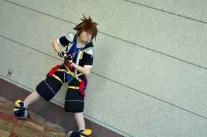 Sora the Strongman by SoloGrayson