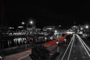 Light Trails by MaxK-W