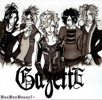 The GazettE by bunbunbunny7