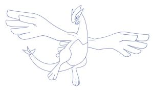 Lugia To Be Continued by Articuno