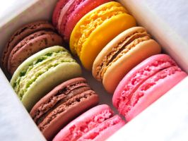 Laduree Rainbow by Lil-Plunkie