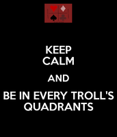 [HS] Keep Calm and!! by KaputheWolf
