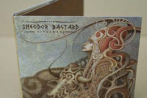 CD cover THEODOR BASTARD front by INDRIKoff