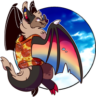Flying Pizza [Gift] by GA1AGA