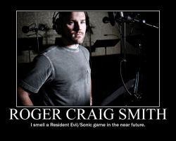 Roger Craig Smith by chippy-lightgaia