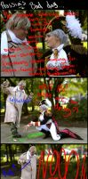 Hetalia - Prussia's Bad Day by GoldenMochi