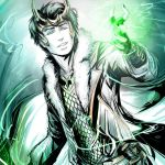 Young Avengers : Loki by Abz-J-Harding