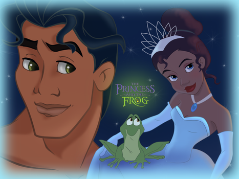 Princess and The Frog ID by Nippy13