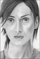 Natalie Imbruglia by NicksPencil
