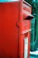 Postbox by Jhny-heat