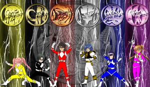 MMPR Of The Dead for ltdtaylor1970 by rangeranime