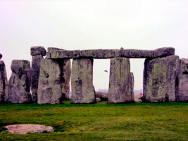 Stonehenge by Everywhen