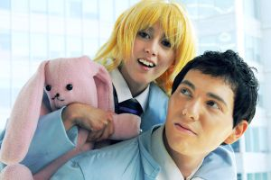 Ouran High - Mori and Honey by mintifresh