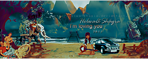 I'm loving you. by helwa-shagia