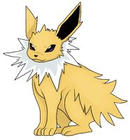 Jolteon by suicune