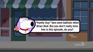 A Message from Family Guy Crew by spongebobdrwhofan