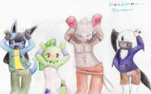 Pokemon Dansen by anime-ninja-girl