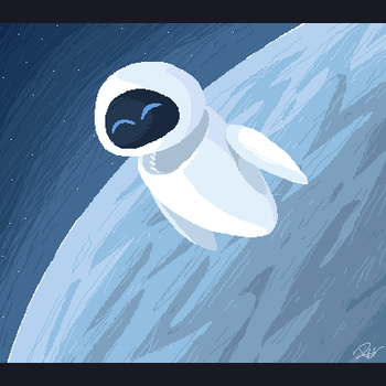 EVE - Wall-E by GeneralAster
