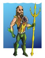 King of Atlantis by SumtimesIplaytheFool