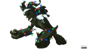 JollyWood Christmas character only by kaicho20