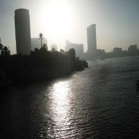 River Nile by unguviolet