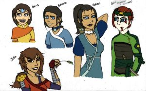Avatar Gender Bender 1 by KatieKreations