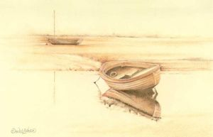 Sangiune Boat by ForestEdgeFineArt