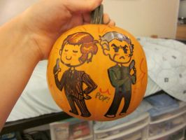 Rated Double M Pumpkin by Daeranilen