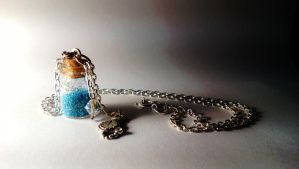 Wendy Vial Necklace by MOD37