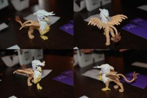 Gilda figure by Dalagar