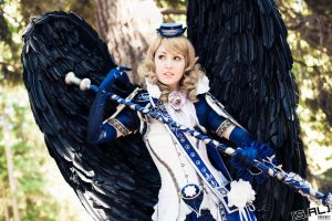 Aion - I've got this. by elliria