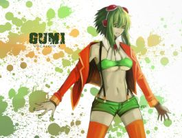 GUMI by Meoon