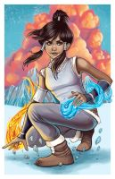 Legend of Korra by chrissie-zullo
