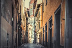 Street of Florence by olideb08