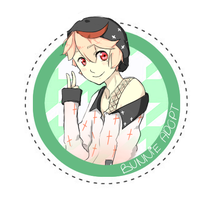 Shota adopt headshot 1 by BunnieAdopt