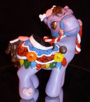 My Little Pony Custom Carousel by colorscapesart