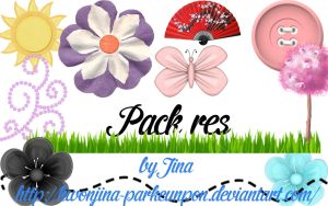 Pack res by Jina~ by KwonJina-ParkEunPon