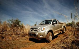 Off Road by Naude