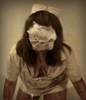 Silent Hill Nurse Cosplay by KohakuRivers