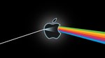 Pink Floyd Apple Wallpaper by GreenMachine987
