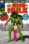 She Hulk First Issue by hardbodies