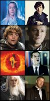 BBC Sherlock: Lotr version by OrminLange