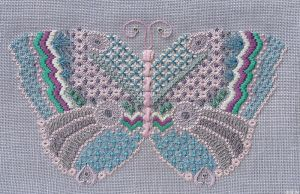 Butterfly V Lace by RoseAve
