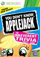 You Don't Know Applejack by nickyv917