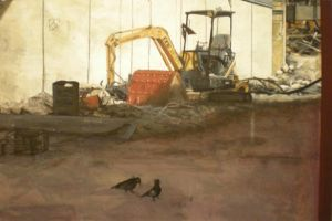 Hoyts Construction Site II by Lanyth