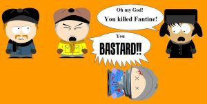OMG? - South Park Mizzies by MlleRevenant