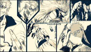 Grimmjow Psp Wallpaper by 1apse