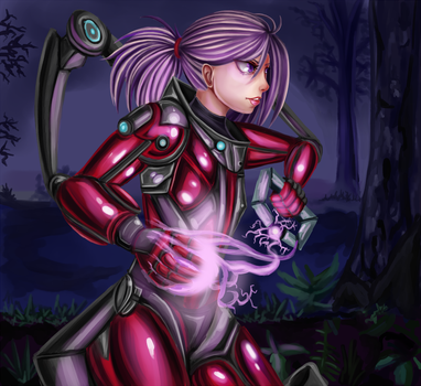 X Com 2 Psi Operative Ephemeral by Tzefa