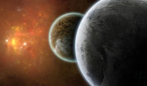Habitable Zone by BS4711