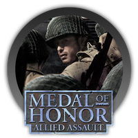 Medal of Honor Allied Assault - Icon by Blagoicons